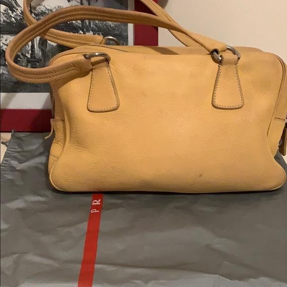 4d851804cbb9 Prada Bags | Leather Handbag Made In Italy | Poshmark